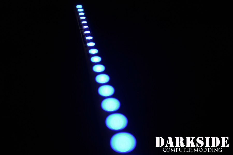 7in DarkSide LED Strip Blue
