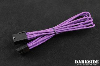 8-pin PCI-E Purple UV