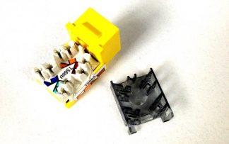 XCELERATOR™ Ethernet modular jack