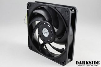 Gentle Typhoon Performance Radiator Fan - 1150rpm, 37cfm - Black Edition