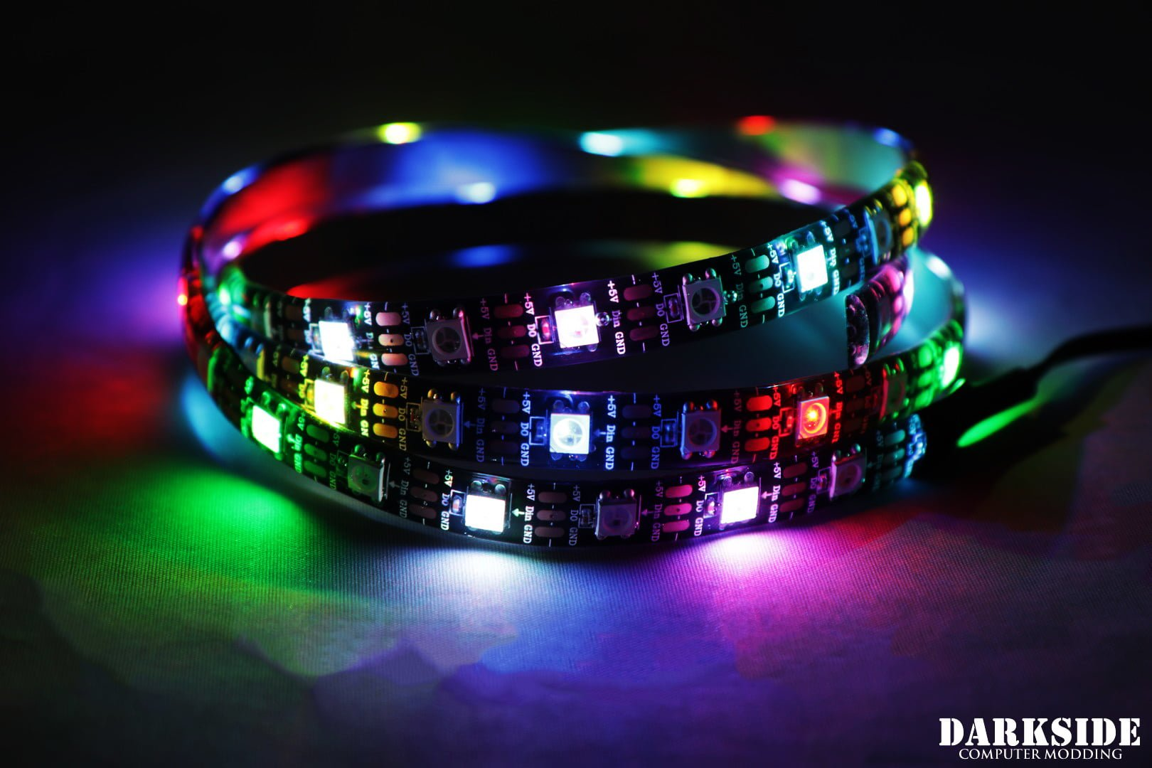 DarkSide Digital RGB LED 5v DC Kit (1 meter)
