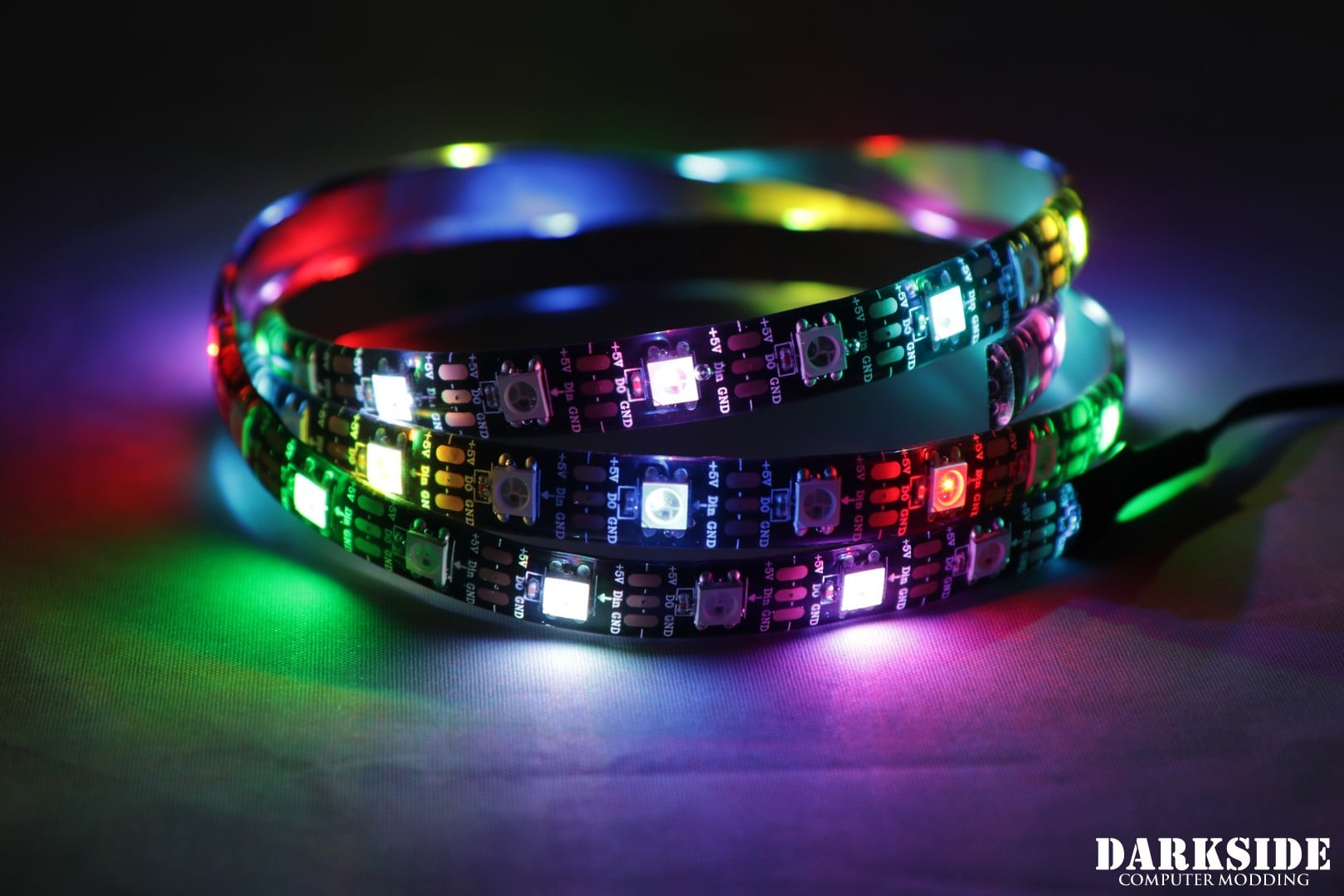 DarkSide Digital RGB LED 5v DC Kit (0.5 meter)