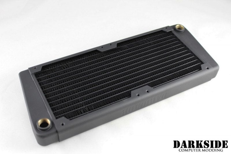 SECOND QUALITY: Cross-Flow Dual LPX240 Extra Slim Radiator_copy_1