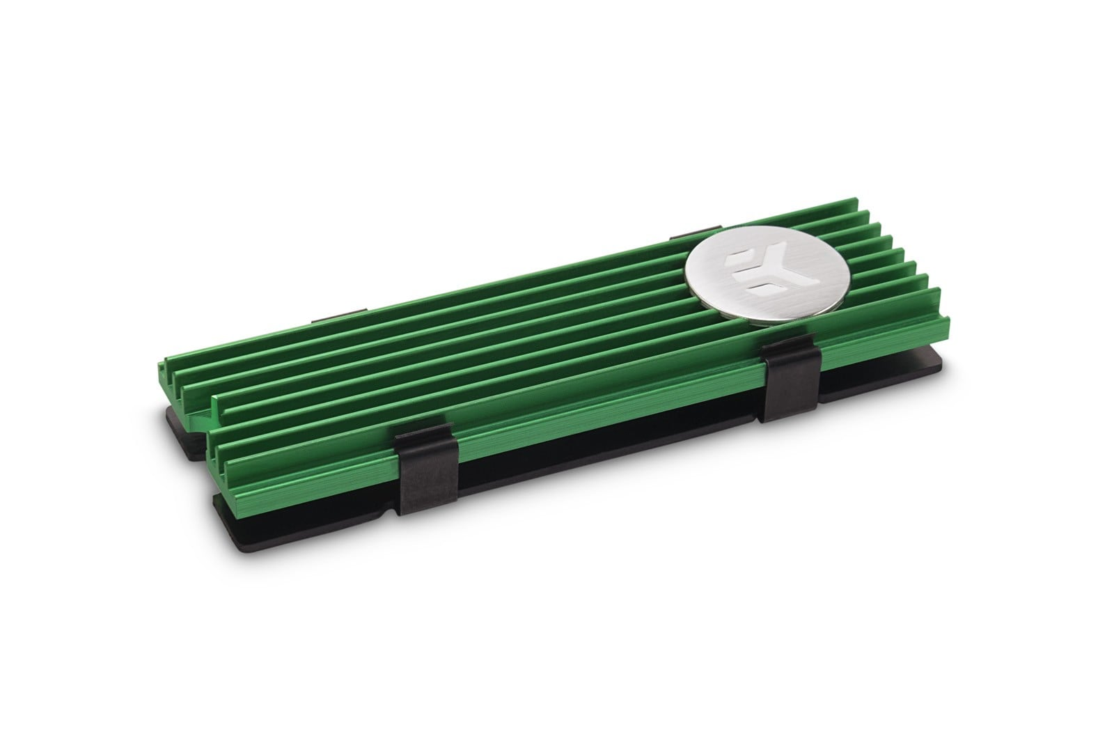 EK-M.2 NVMe Heatsink – Green