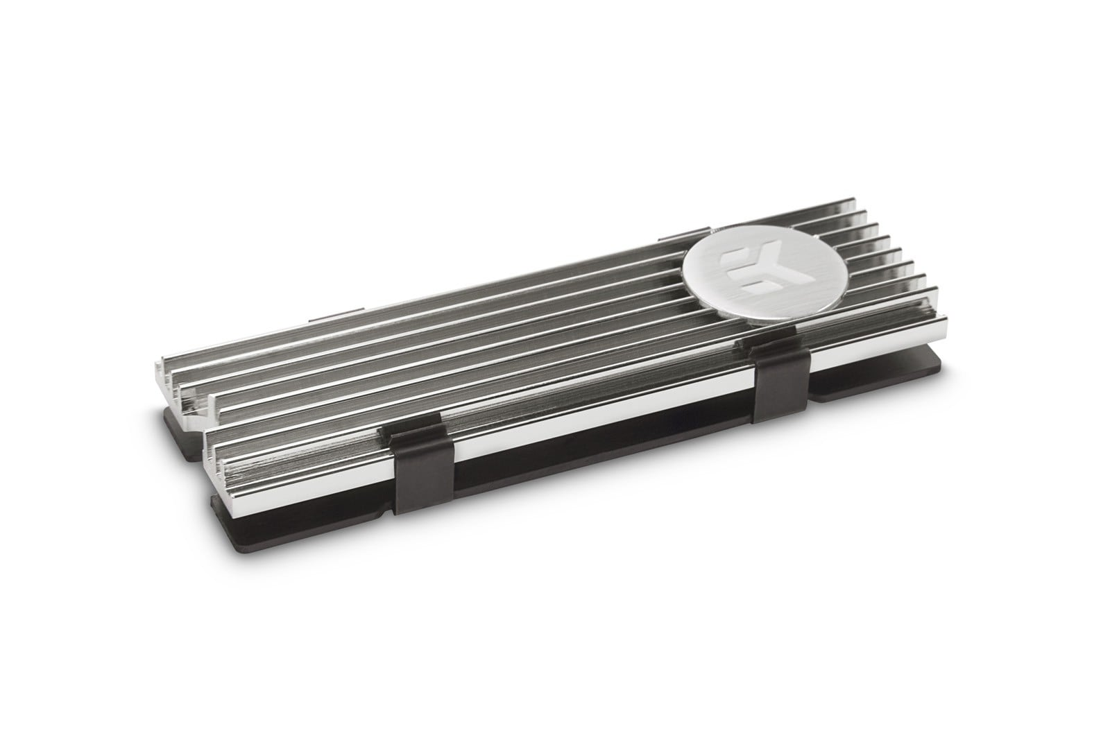 EK-M.2 NVMe Heatsink – Nickel