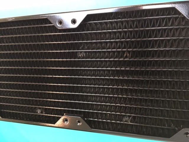 Quad Koolance 480 Radiator (used)