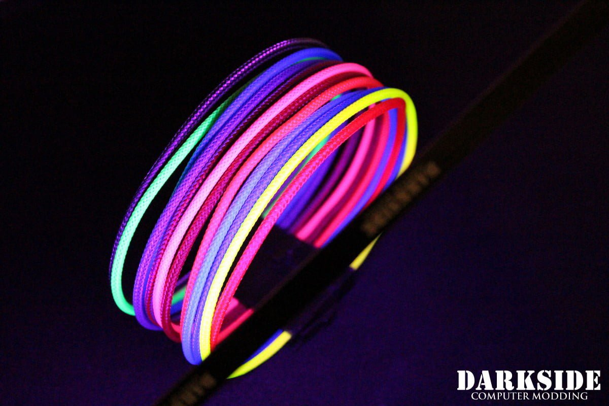 19″ (50cm) Dimmable Rigid 12v RGB LED Strip - ASUS Edition - DazMode