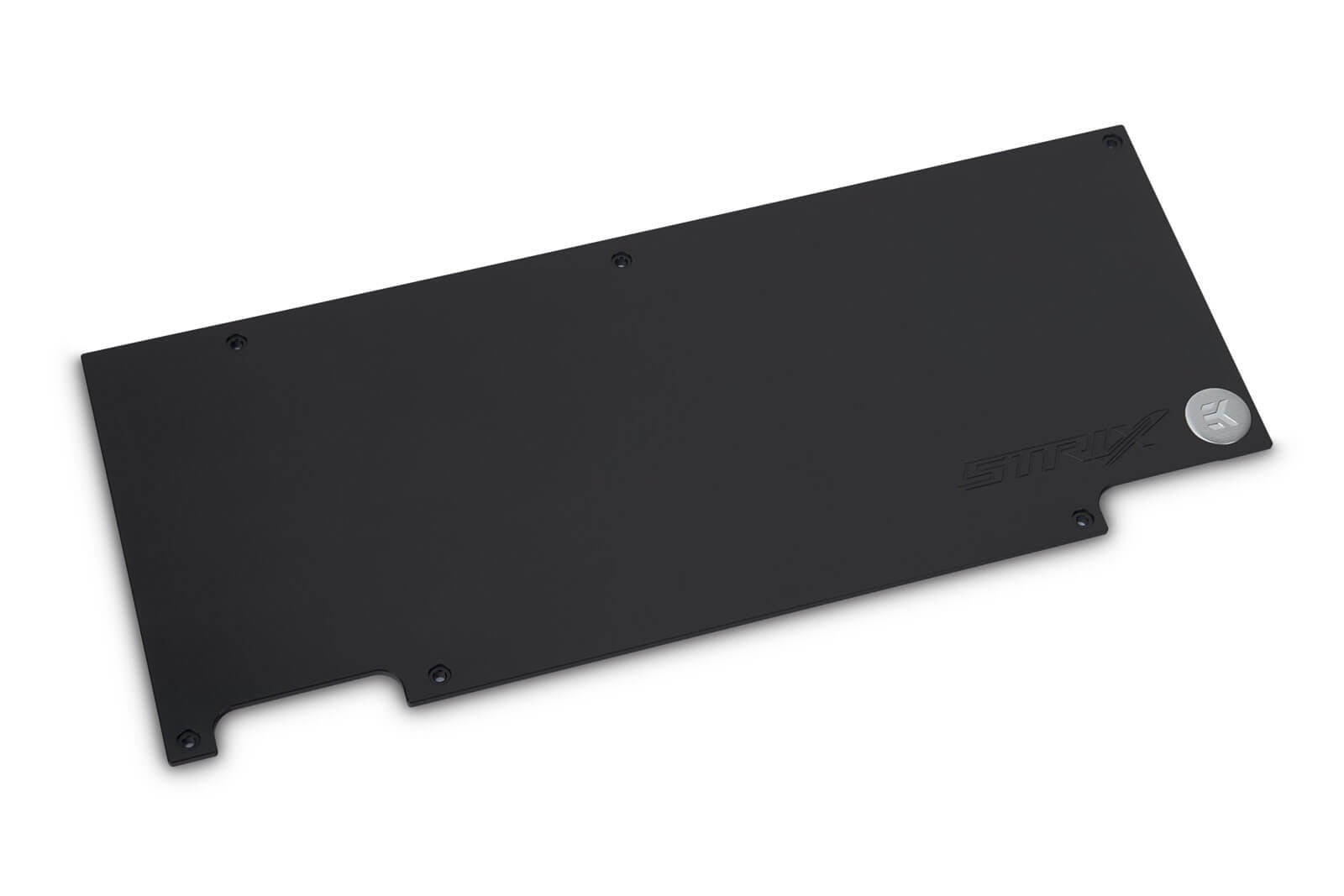 EK-FC1080 GTX Ti Strix Backplate – Black (rev. 2.0)
