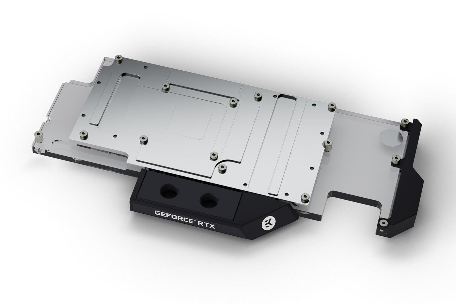 EK-Vector RTX 2080 Ti RGB - Nickel + Plexi - DazMode